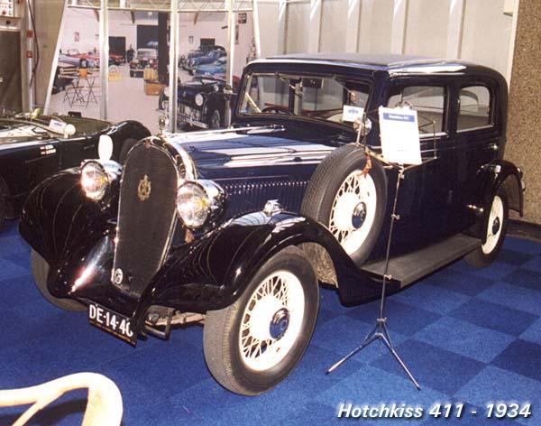 1934 Hotchkiss 411