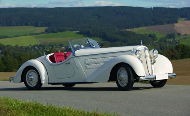 1935 Audi 225 Special Roadster