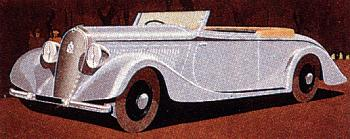 1935 Hotchkiss 1935 480 cabrio