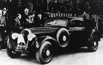 1936 Hotchkiss 680 rmc