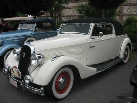 1936 Hotchkiss Biarritz