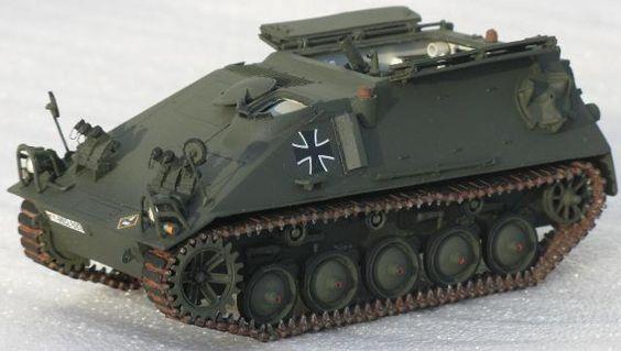 1936 Hotchkiss SPZ kurz 81 mm Panzermörser