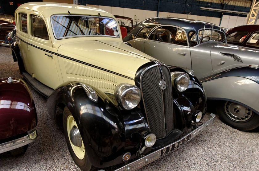 1937 Hotchkiss - 680 - (M.A.R.C.).