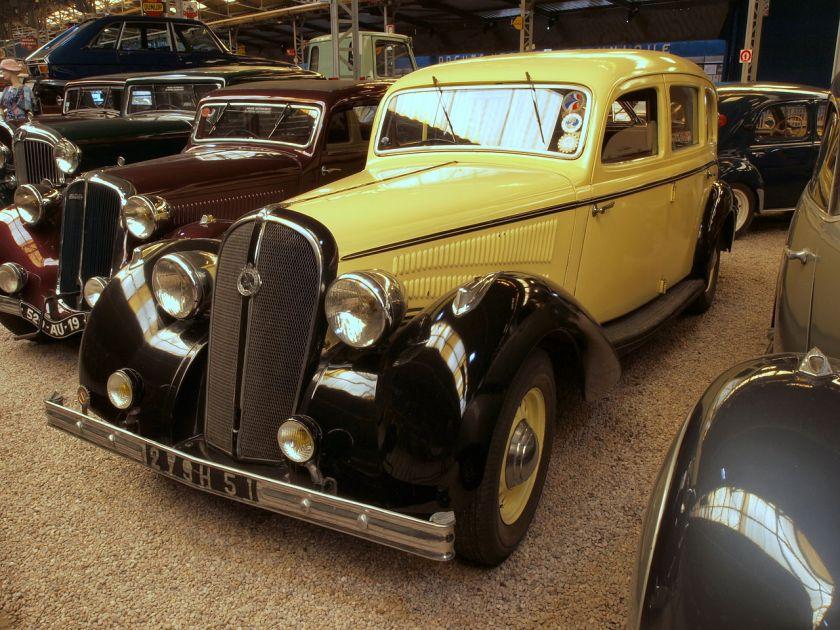 1937 Hotchkiss 680 pic1