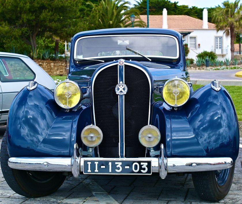 1937 Hotchkiss 864