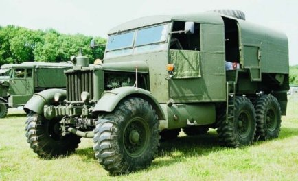 1937 Scammell Pioneer R100, 6x6