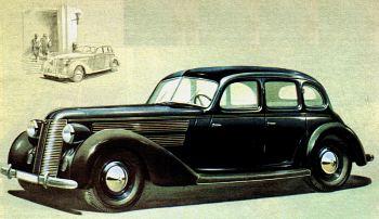 1938 audi 920 limousine