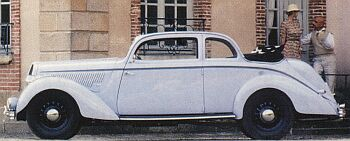 1938 Hotchkiss 684 coach decouvrable