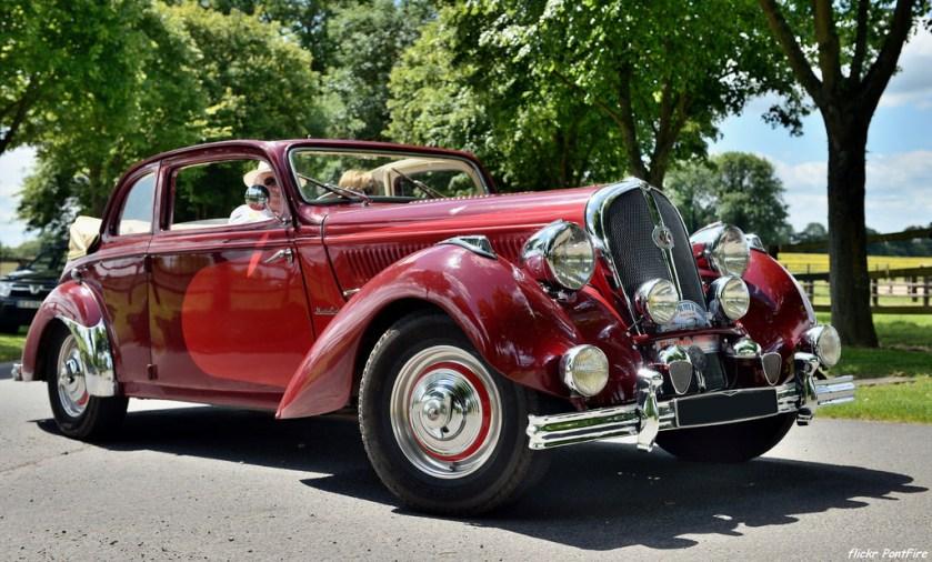 1938 HOTCHKISS 686 Monte Carlo