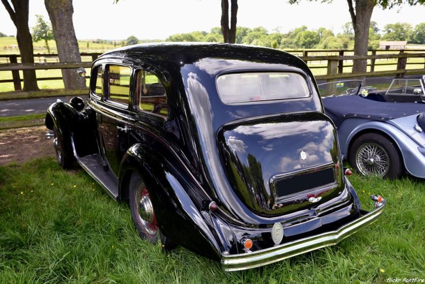 1938 HOTCHKISS 864 limousine Vichy