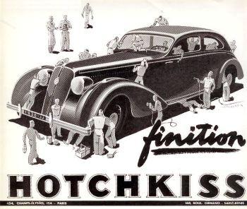 1938 Hotchkiss cabourg