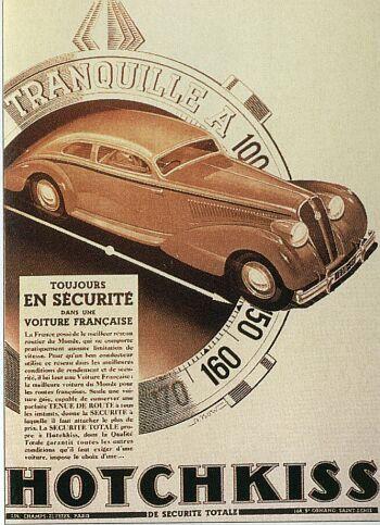 1938 Hotchkiss cote d'azur