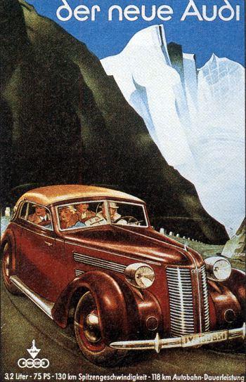 1939 Audi 920 cabrio