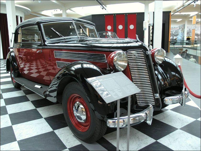 1939 Audi Typ 920