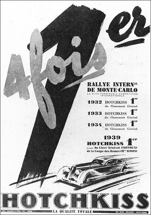 1939 Hotchkiss 1er ad