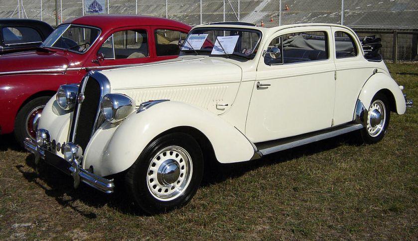 1939 Hotchkiss 686 PN Monte Carlo