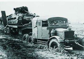 1939 Scammell Pioneer TRMU30, 6x6