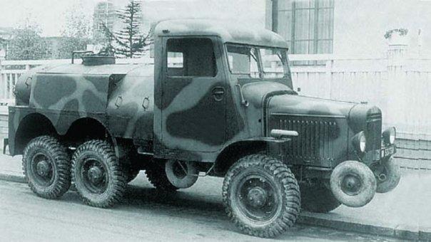 1940 Hotchkiss S-20TL, 6x6