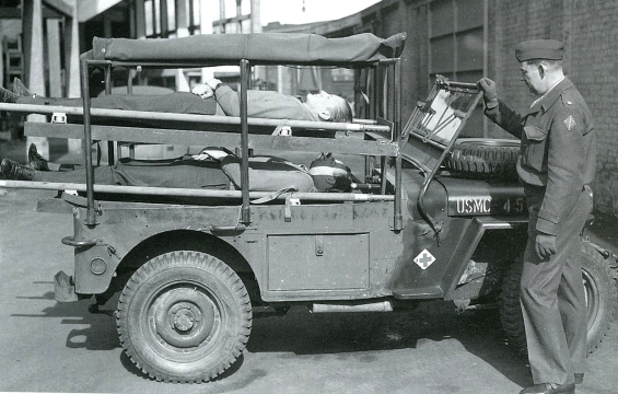1943 JEEP Holden-GM-Ambulance australia 4