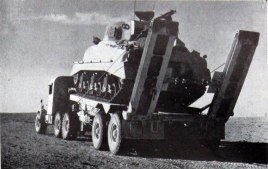 1945 Scammell