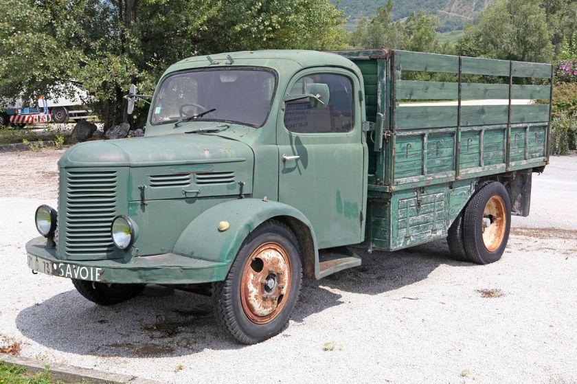 1946 Hotchkiss truck PL 20 (7358510232)