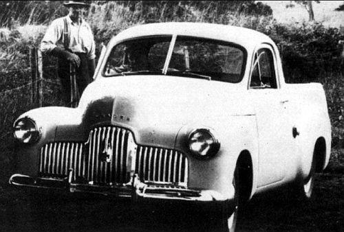 1948 holden fx pu