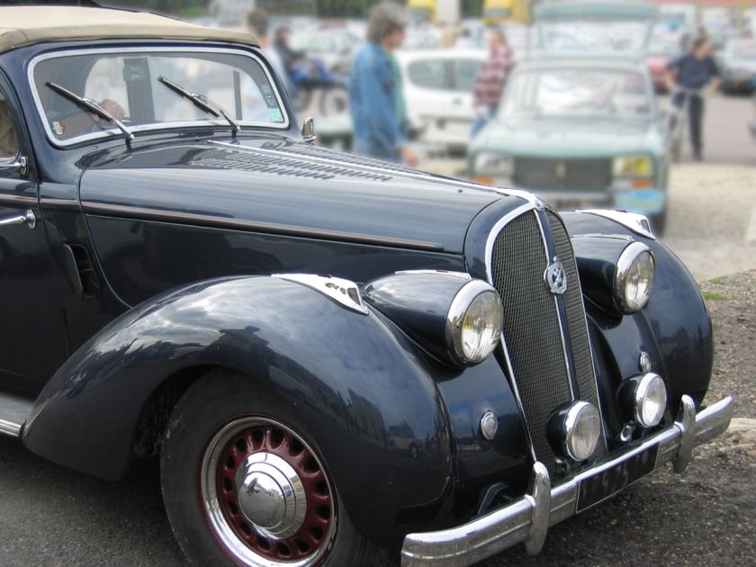 1948 Hotchkiss 686 S49 Provence