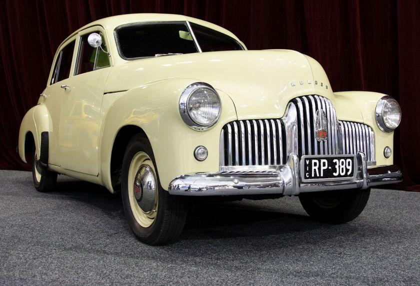1949 Holden 48-215 sedan Holden 48-215 (1948—1953)