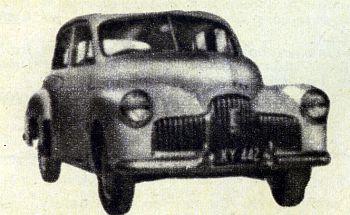 1949 holden