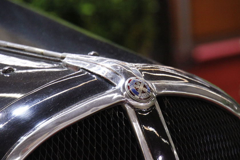 1949 Hotchkiss 864 S 49 Artois