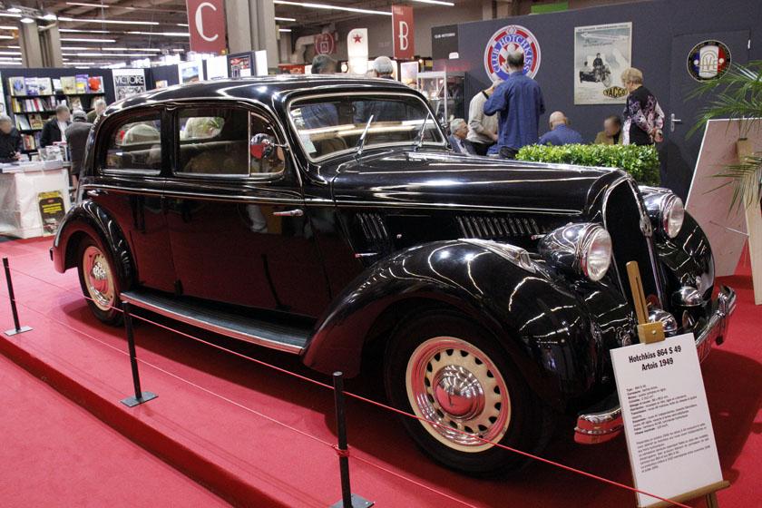 1949 Hotchkiss 864 S49 Artois