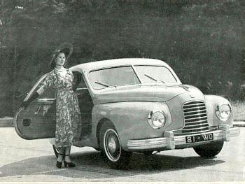 1949 Hotchkiss gregoire