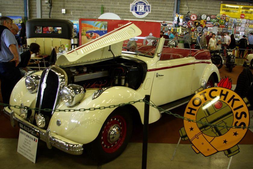 1950 Hotchkiss 686 S49