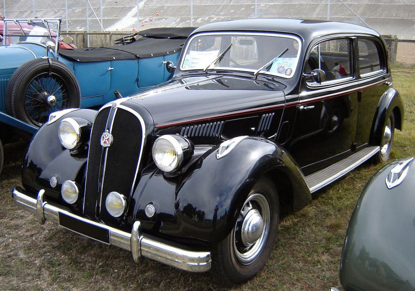 1950 Hotchkiss 864 S49 Artois