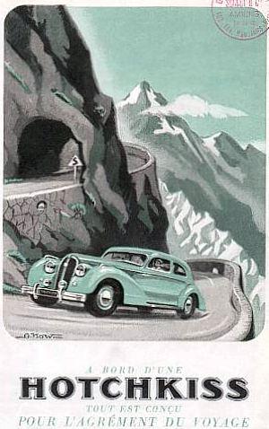 1950 Hotchkiss ad