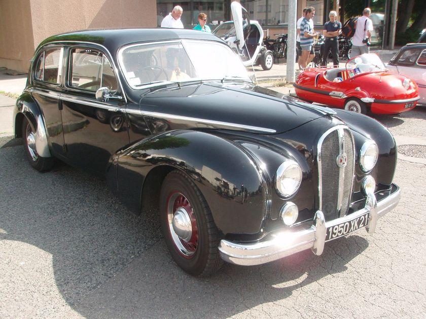 1950 Hotchkiss Anjou 1