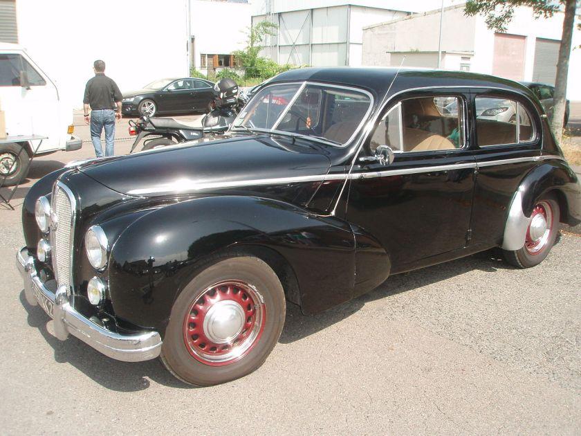 1950 Hotchkiss Anjou 2