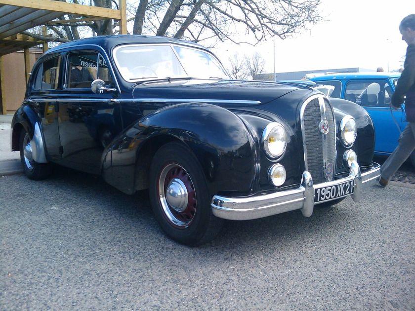 1950 Hotchkiss Anjou fr-si