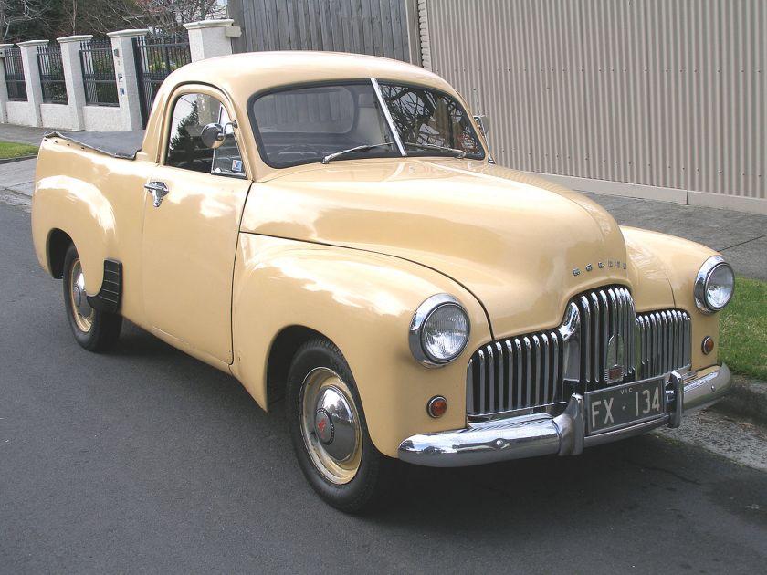 1951-1953 Holden 50-2106 Utility