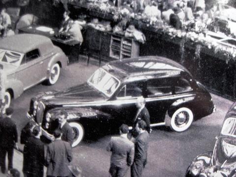 1951 Hotchkiss saint germain paris