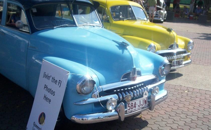 1953-56 Holden FJ