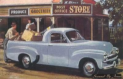 1953 Holden Ute