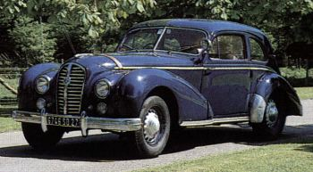 1953 Hotchkiss 20-50gs