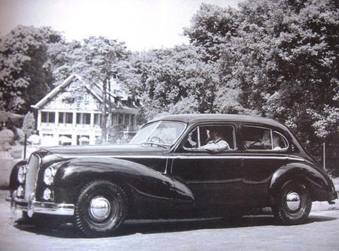 1954 Hotchkiss anjou 13-50