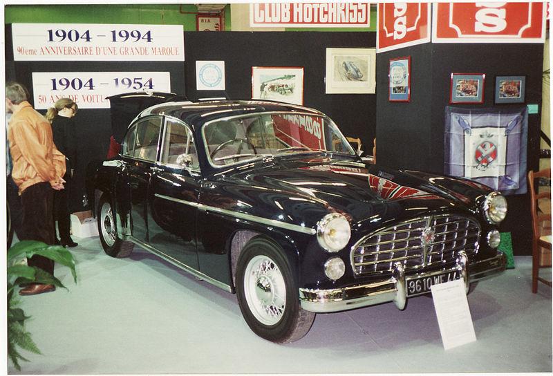 1954 Hotchkiss Monceau