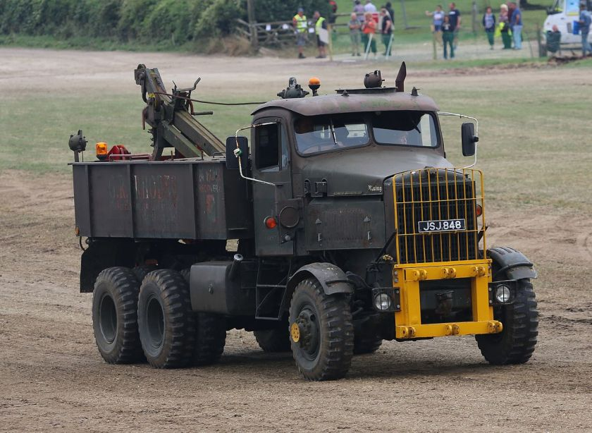 1954 Scammell Constructor