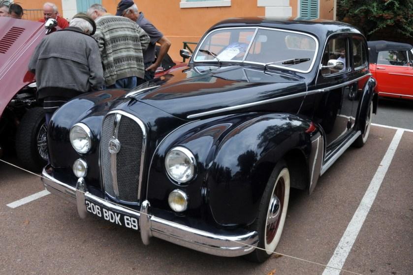 1955 Hotchkiss Anjou 206