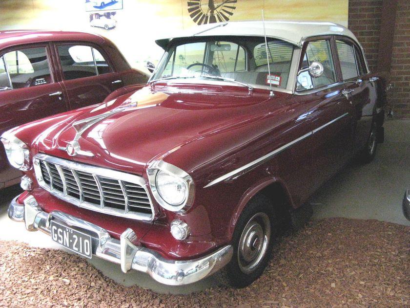 1956 Holden FE Special sedan 1956-1958