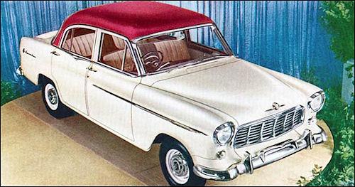 1956 holden fe special sedan