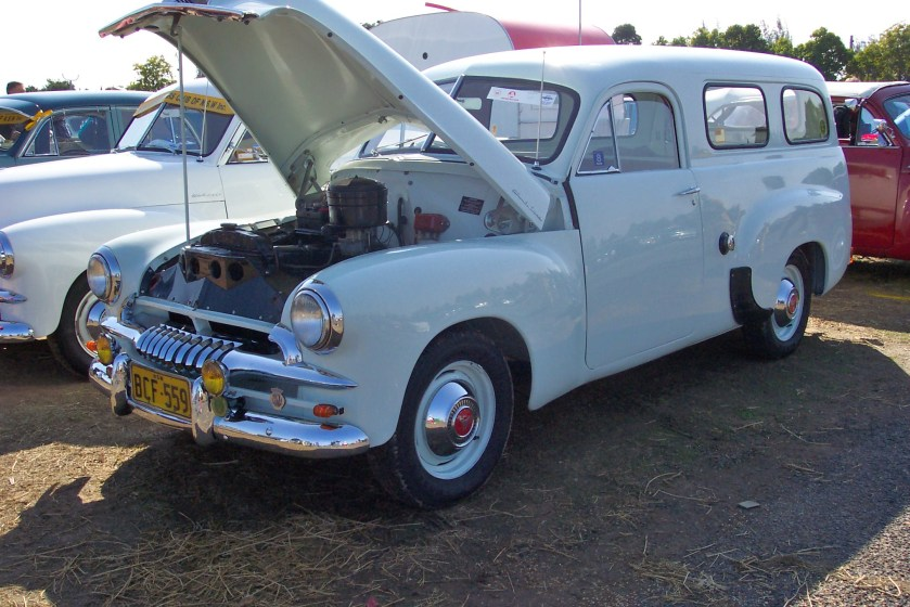 1956 Holden FJ panel van (5114156100)